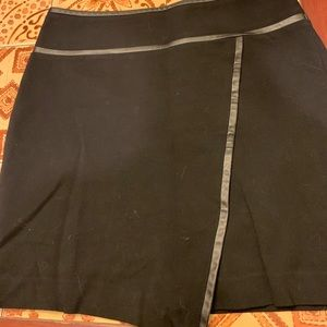 White House Black Market black skirt - size 2